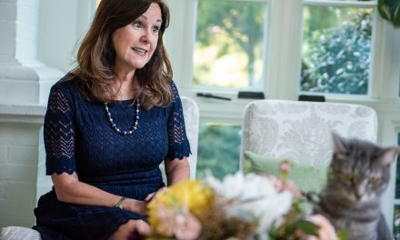 Interview: Karen Pence talks about helping her own family and others deal with the mental stress of COVID-19