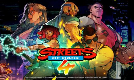 'Streets of Rage 4' arrives with Battle Mode on April 30th on PC, Xbox One, PS4 and Switch