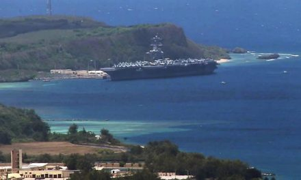 Navy removes commander of aircraft carrier hit by coronavirus outbreak