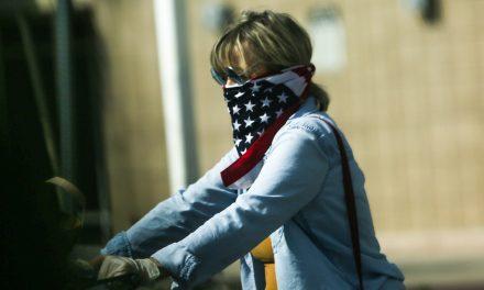 Riverside County advises against hiking, jogging. Cover your face if you do, officials say
