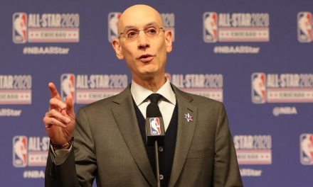 Adam Silver does not expect NBA to make decision on season in April