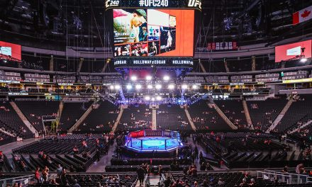 Association of Ringside Physicians urges end to all combat sports during COVID-19