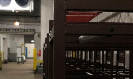 Inside Chicago's refrigerated warehouse for bodies