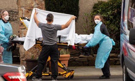 Alarming surge in coronavirus deaths at nursing homes nationwide