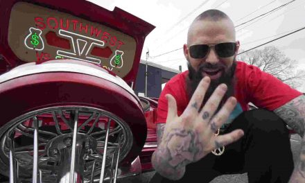Paul Wall on new album; love for Beyonce, Lizzo, Megan Thee Stallion