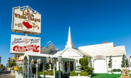 Las Vegas wedding chapels' new rules for reopening: Temperature checks, social distancing