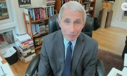Dr. Anthony Fauci issues stark coronavirus warning at odds with Trump's call for a quick reopening