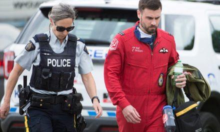 Canadian Snowbirds Pilot Dies in Crash, Air Force Says