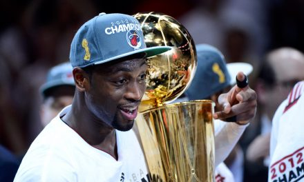 Dwyane Wade says 'if there were no Michael Jordan, there would be no me'