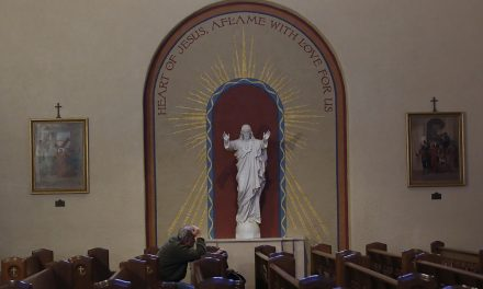 Justice Department tells California to reopen churches