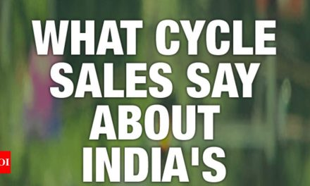What cycle sales say about India's migrant crisis