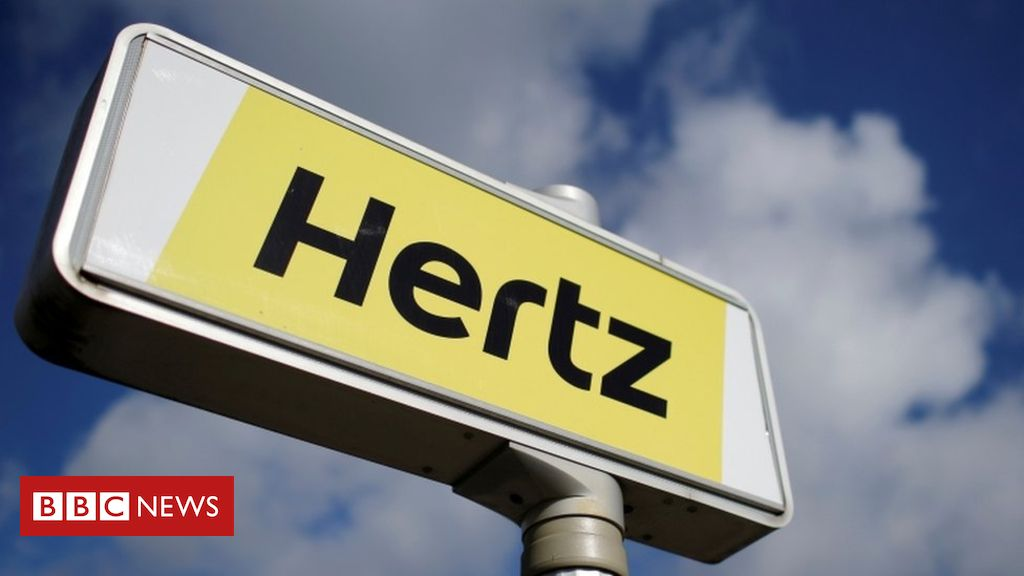 Hertz: Car rental firm files for US bankruptcy protection