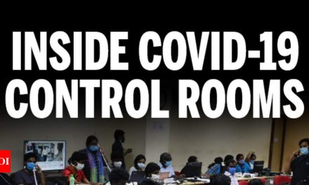 Inside Covid-19 control rooms