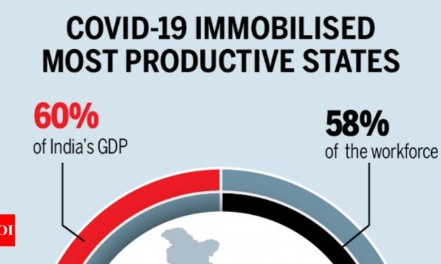 Lockdown: Why states facing an economic crisis