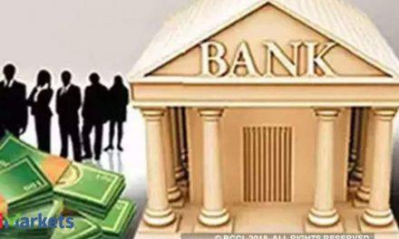 Share market update: Bank shares up; HDFC Bank gains 2%
