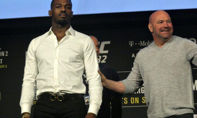 UFC champ Jon Jones again tempts company to release him after latest Dana White comments