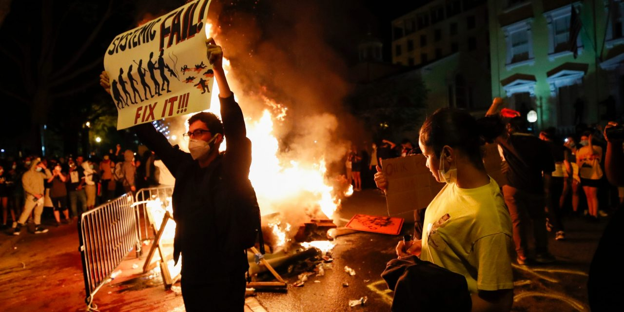 George Floyd protests continue nationwide, 4,100 arrests reported; St. John's Church in DC set on fire: live updates