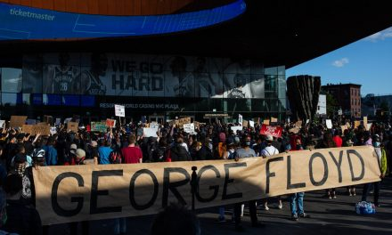 N.B.A. Players March in George Floyd Protests