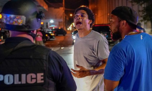 George Floyd's family calls for calm as protesters undeterred by curfews